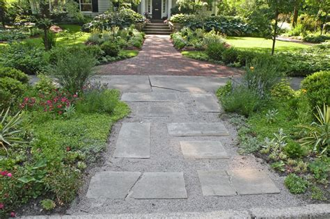 sidewalk landscape landscaping for sidewalks hgtv