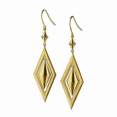 Earrings Clipart Diamond Nice Shaped Clipground Cliparts