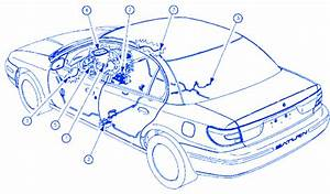 2000 Saturn Ls2 Wiring Diagram