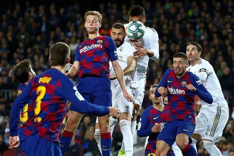 Barcelona 0-0 Real Madrid: crónica, resultado y mejores ...