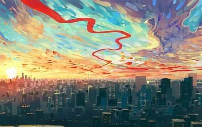 Sky 4k Background Wallpapers Ultra Buildings Desktop