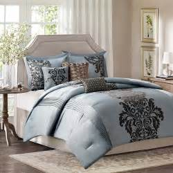 madison park lola 7 piece comforter set reviews wayfair