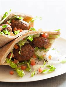 Falafel Pita Sandwiches | Sandwich recipe | Spoon Fork Bacon