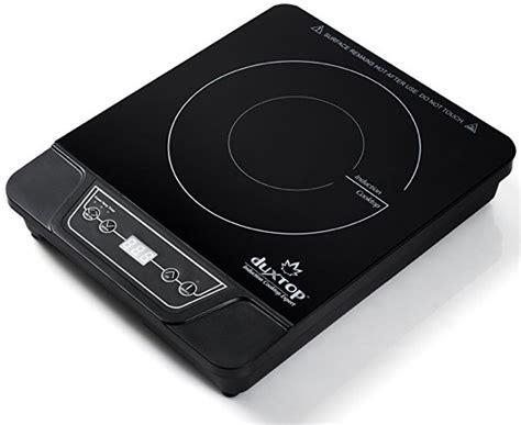duxtop induction cooktop reviews   portables
