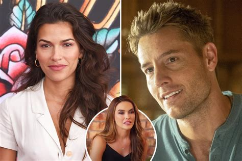 Justin Hartley is dating former Young and the Restless co ...