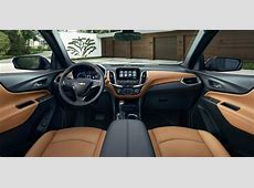 2018 Equinox Compact SUV Chevrolet