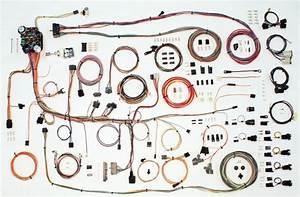 Pontiac Parts - 1969 Pontiac Firebird Classic Update Wire Harness Kits