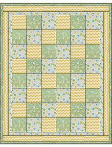 Make A Gift Certificate Free Sew Ez 3 Yard Quilt Pattern