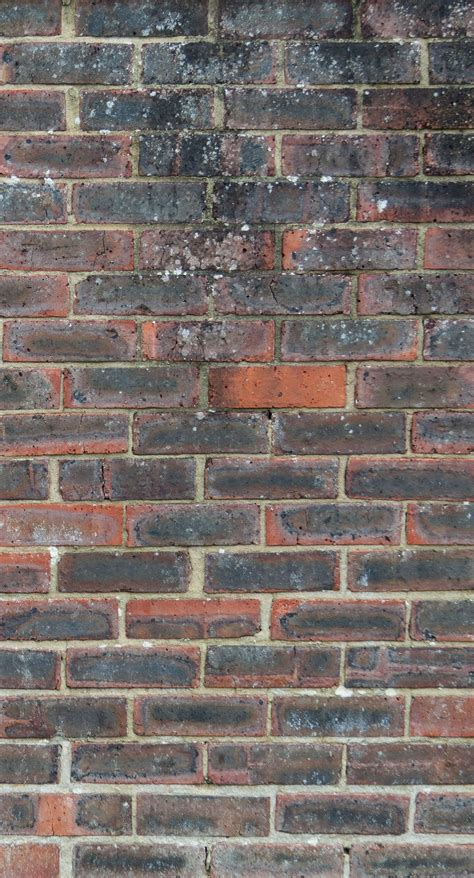 Looking for the best wallpaper on my phone? Pattern brick black vermilion | wallpaper.sc iPhone6sPlus