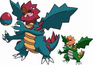 Pokemon Mega Druddigon Images | Pokemon Images