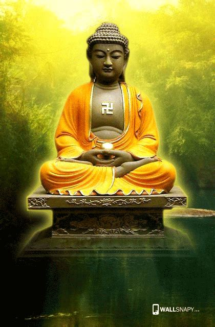 lord buddha hd  buddha wallpaper  android