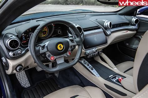The values of fuel consumptions and co2 emissions shown were determined according to the european regulation (ec) 715/2007 in the version applicable at the time of type approval. Ferrari GTC4Lusso review