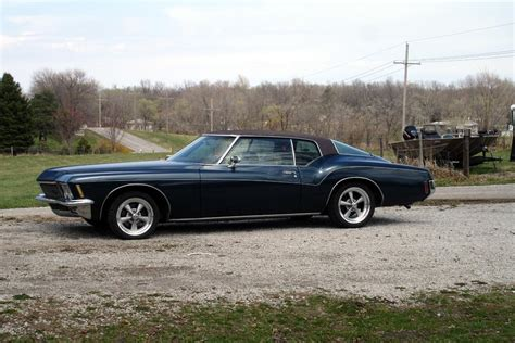 71 Buick Riviera For Sale by Mauls S 1971 Buick Riviera In Kansas City Mo