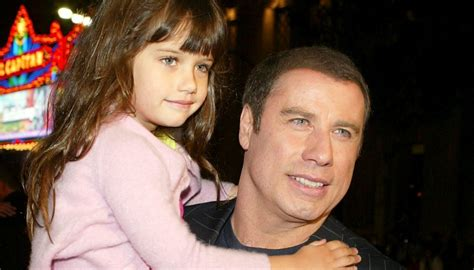 """Travolta started acting appearing in a local. """"He is the best mentor that I could ever ask for,"""" said Ella Bleu Travolta, speaking of her ..."""
