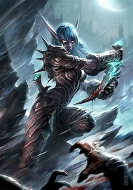 Best Elf Rogue Ideas And Images On Bing Find What Youll Love
