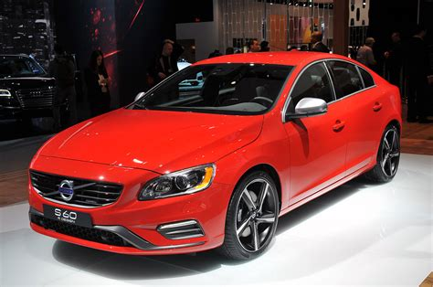 volvo s60 r design volvo rolls out new r design versions of s60 xc60 and new