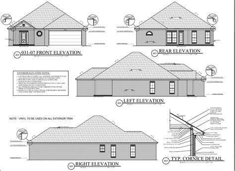Chief architect house plans   House design plans