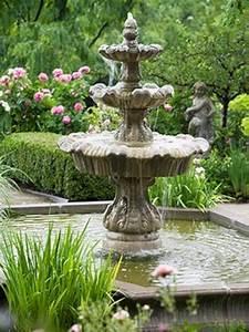 Garden, Water, Fountains, Idea, Garden, Water, Fountains, Idea, Design, Ideas, And, Photos