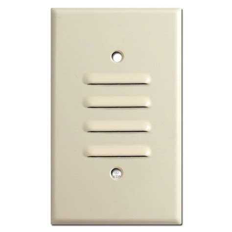 outlet plate night light light switch plate outlet cover decora rocker size chart