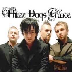 Rock Album Artwork Three Days Grace Onex