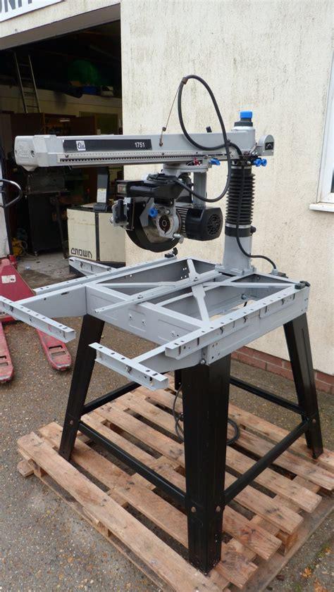 elu  radial arm  target manufacturing
