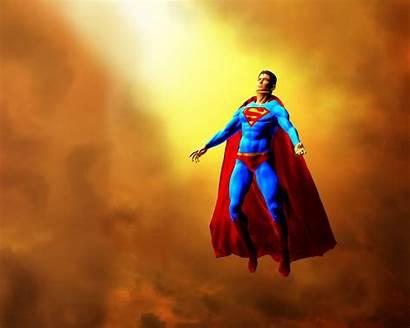Superman Sun Wallpapers Powers Iphone Solares Solar