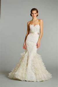 lazaro gowns dressed up girl With lazaro discount wedding dress