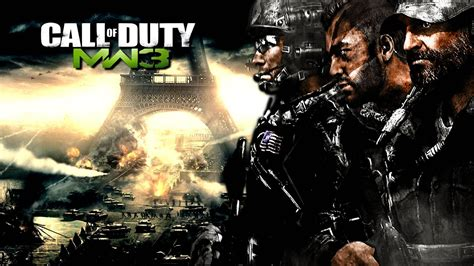 Call Of Duty Modern Warfare 3 Wallpapers