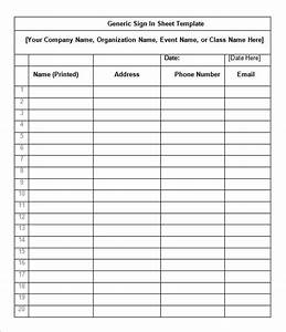 nursery sign in sheet thenurseries With nursery sign in sheet template