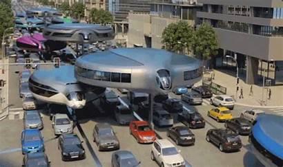 Transportation Gyroscopic Insaat Technology Concept Dahir Urban
