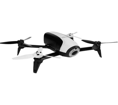 parrot bebop  fpv drone  skycontroller  white black fast delivery currysie