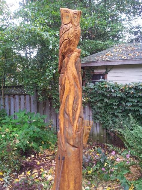 carving dead tree stump google search cedar trees