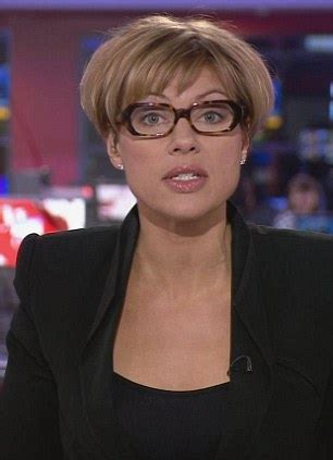 Kate Silverton appears on BBC looking like Anne Robinson's