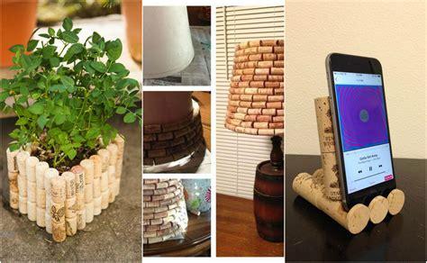Coole Möbel Ideen by 12 Coole Upcycling Ideen Aus Weinstopfen Nettetipps De