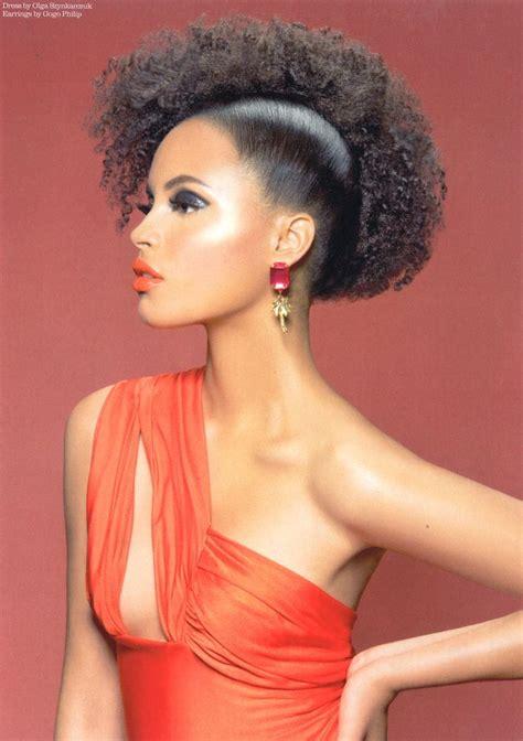 black hair styles pictures precious henshaw s penteados afro 1203