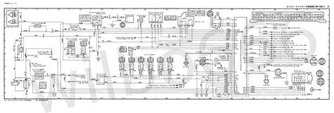 toyota soarer ecu diagram toyota auto parts catalog and
