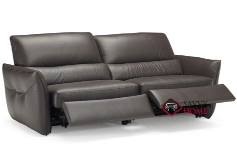 natuzzi leather sofa and loveseat versa b842 leather sofa by natuzzi is fully customizable