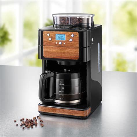 livre de cuisine pour homme machine à café avec broyeur intégré 1
