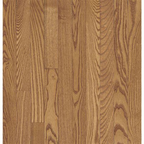 prefinished oak hardwood flooring shop bruce america s best choice 5 in w prefinished oak hardwood flooring butterscotch at