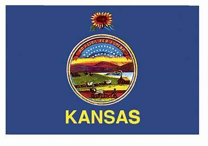 Flag Kansas State Annin Nylon Ft Indoor
