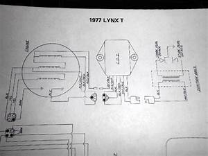Arctic Cat Wiring Diagram 1977 Lynx S T