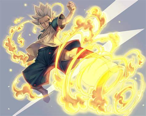 gouenji shuuya wallpaper  background image