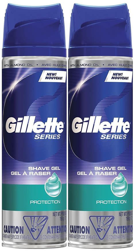 Gillette Shave Prep Coupon = Free Gillette Shave Gel - FTM