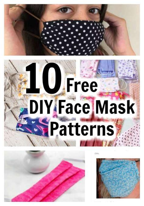diy face masks    indie crafts