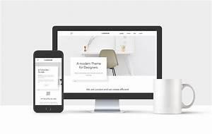 Free, Minimal, Web, Showcase, Mockup, Psd