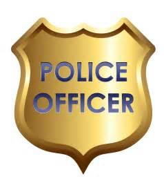 Printable Police Badge