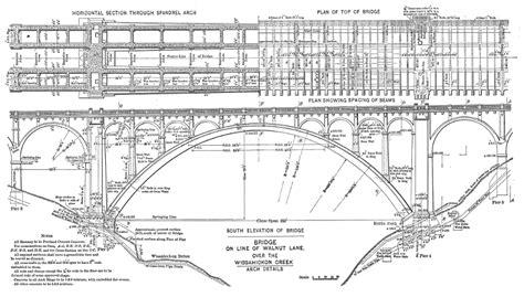 Garden Arch Blueprints by Walnut Bridge Walnut Bridge Plans
