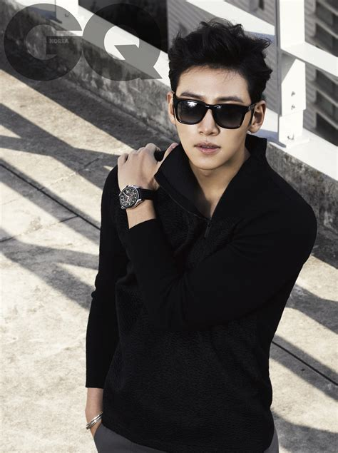 [magazinecf] Ji Chang Wook Makes Time For Gq  Ji Chang