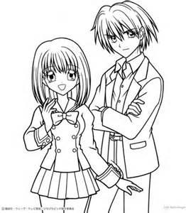 personaggi da disegnare anime coloriage pichi pichi pitch de