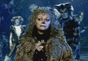 cat memory grizabella gallery pictures of the jellicle cat